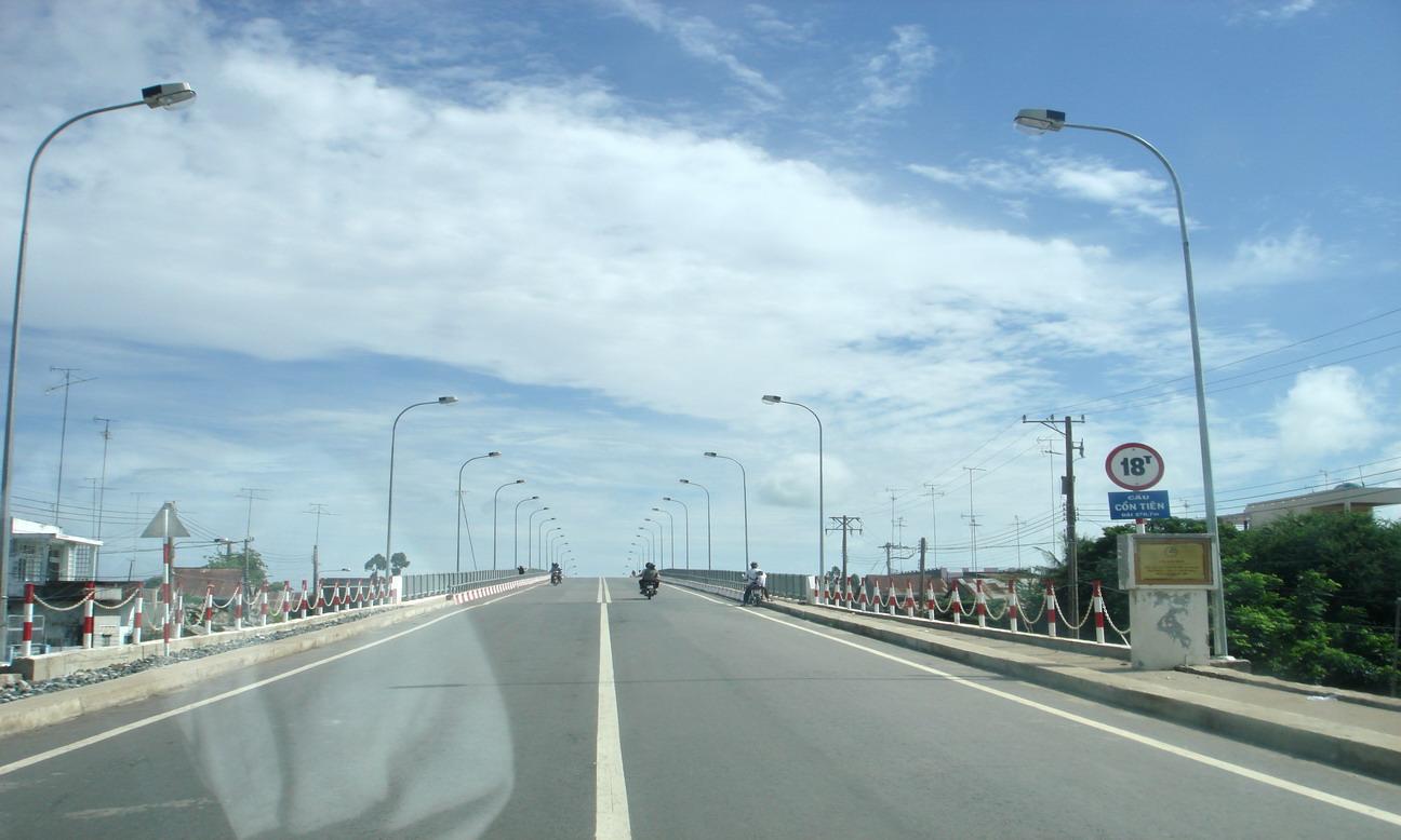 Cầu Cồn Tiên Châu Đốc
